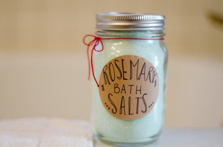 Bath salts that won't make your mom eat your face