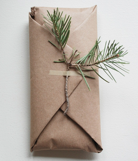 simple and festive is all you really need (via)