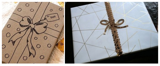 a sharpie is a crafter's best friend (via)